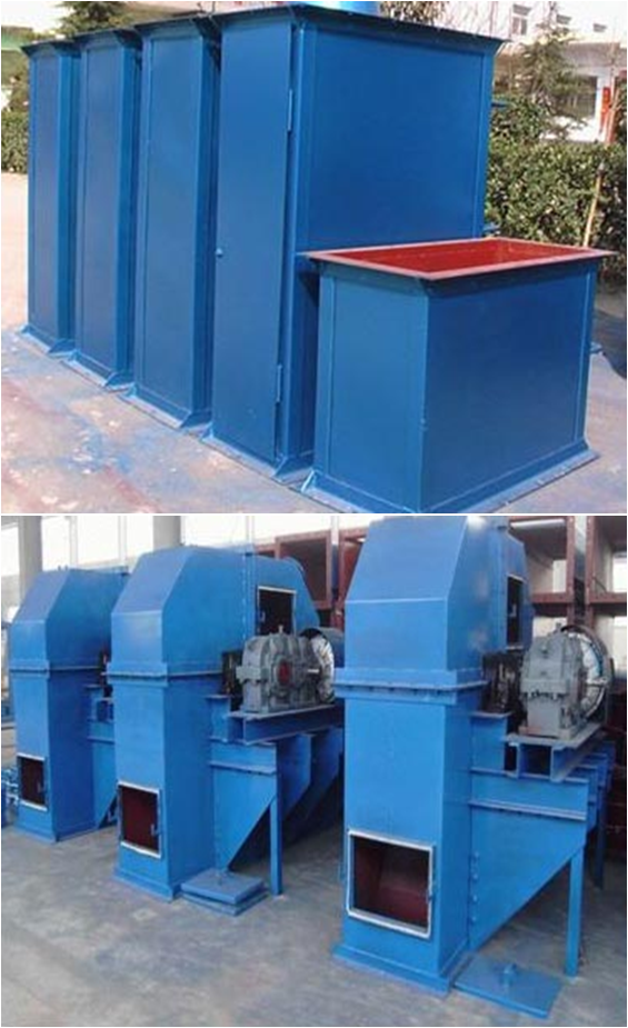 Aadi Engineering Bucket Elevators Manufacturers - 9959557868