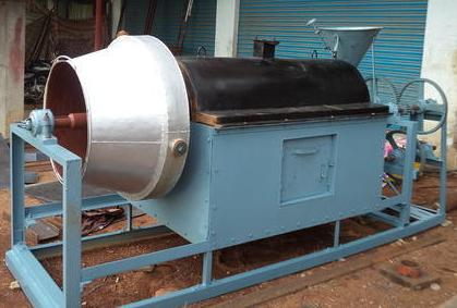 Saraswathi Engineering - Peanut Roaster Machines 9866419456