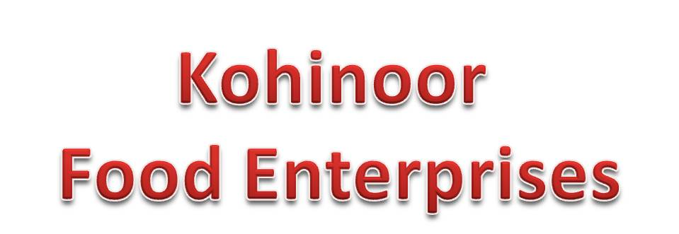 Kohinoor Food Enterprises