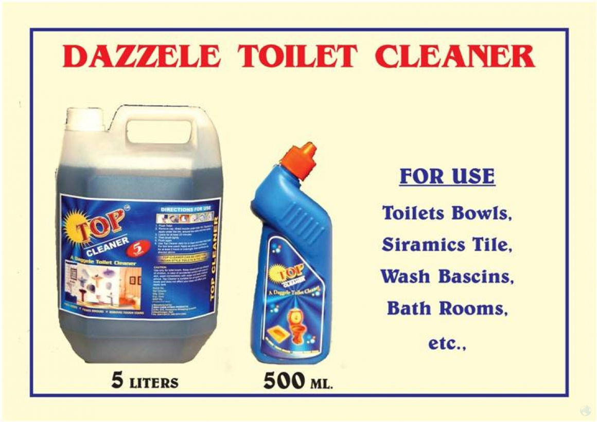 Dazzele Toilet Cleaner