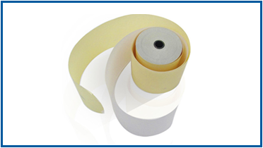2ply Carbonless Paper Rolls