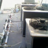 Air Source Water Heating System for Swimming Pool