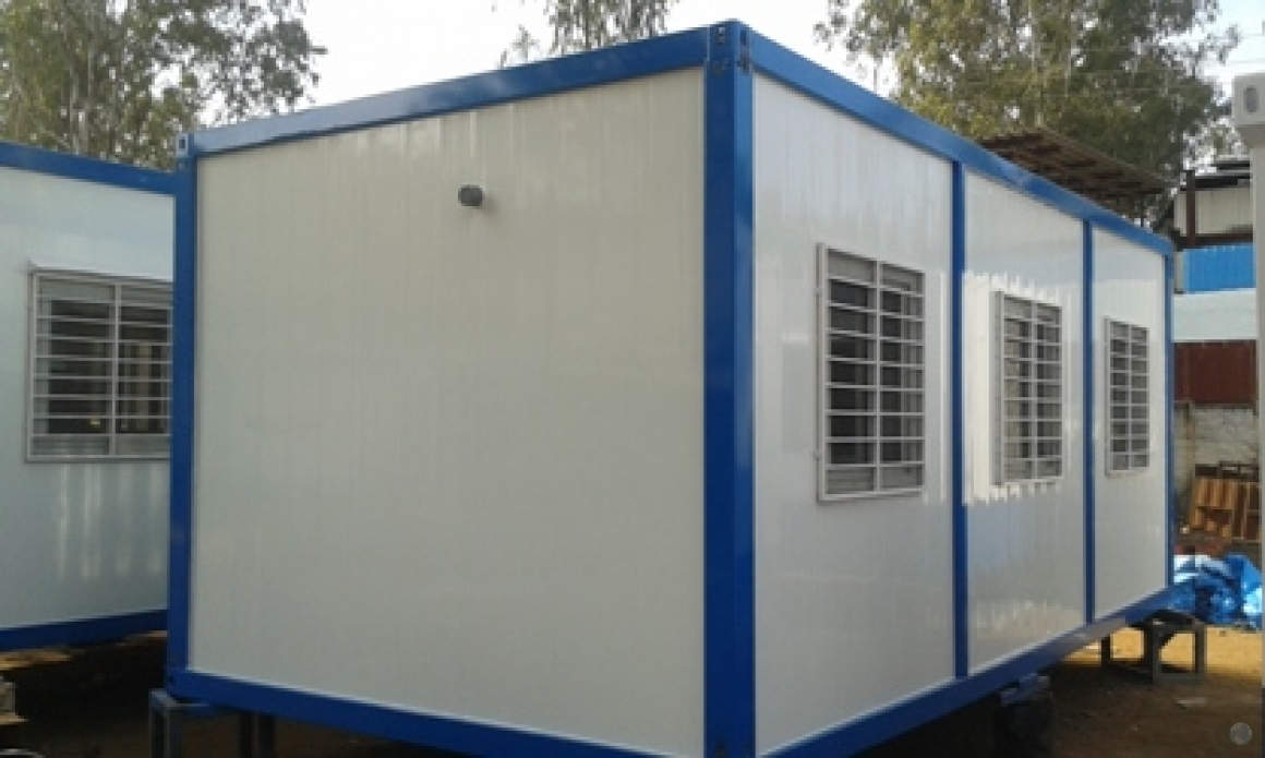 office type cabins