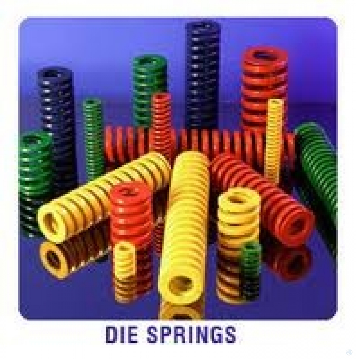 die-mould-springs