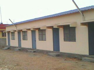 prefabricated Staff rooms
