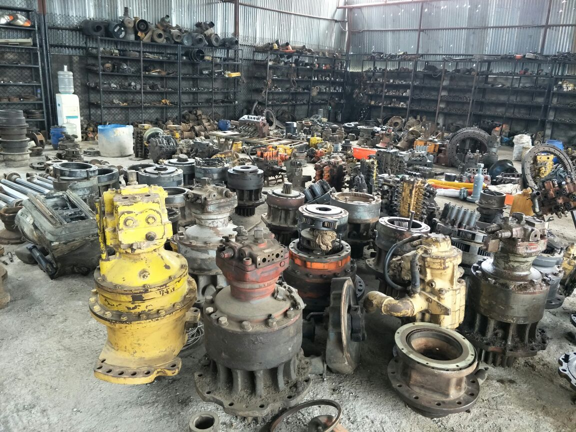 earthmoving spares
