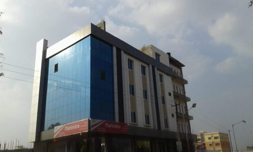 Glass Cladding