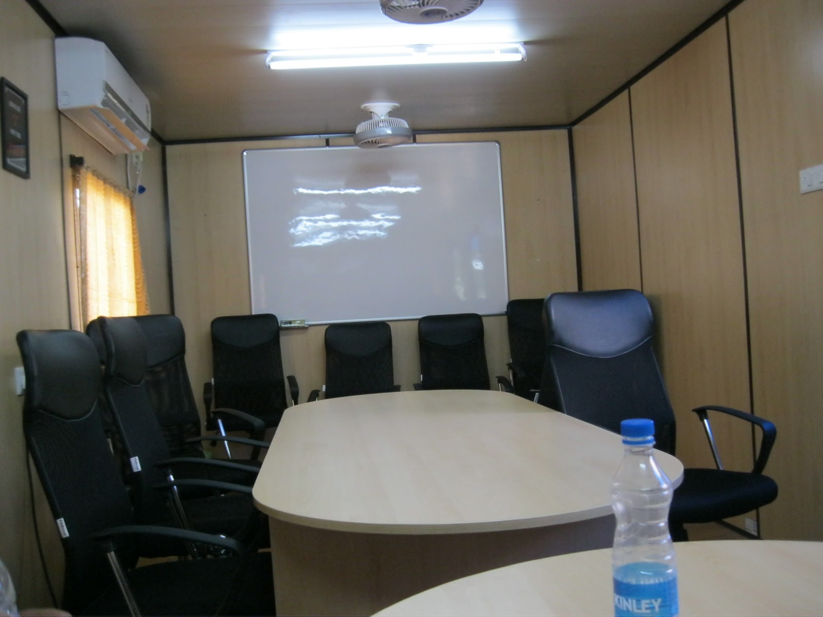 conference cabin