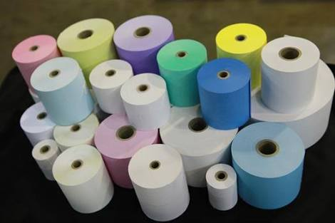 POS Billing Thermal Paper Rolls