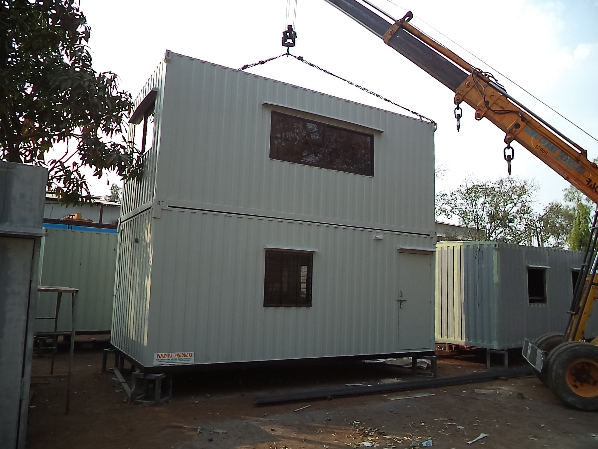 PUF Cabins