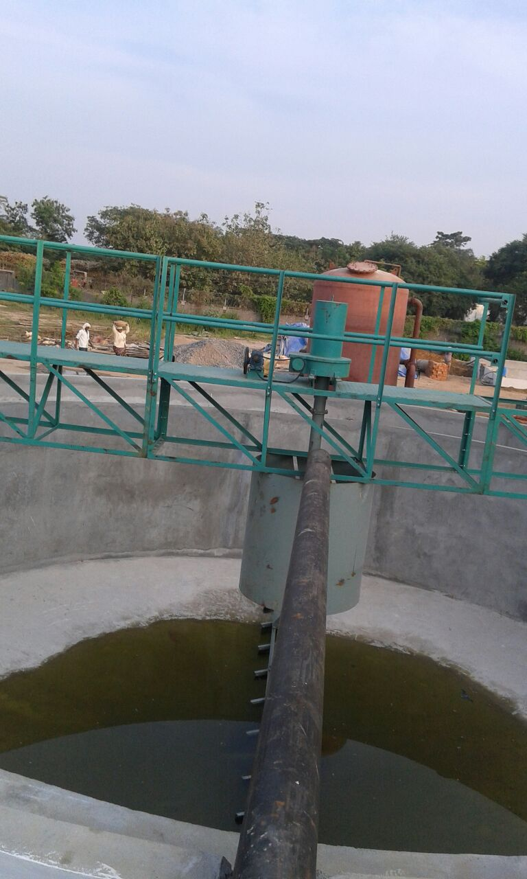 Primary Clarifier Mechanism