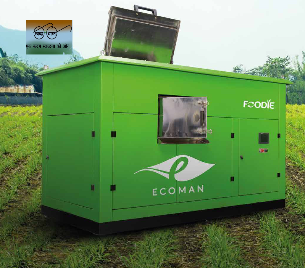 Ecomans Composting Machine