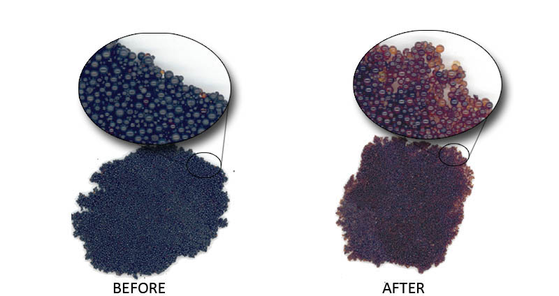 Resin Cleaning Compound