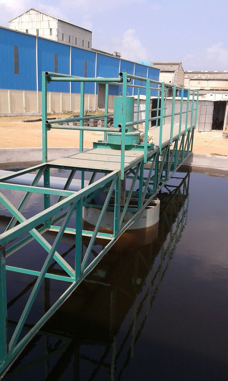 Secondary Clarifier