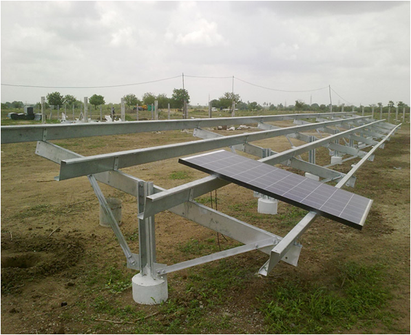 Solar Mounting Structures manufacturers