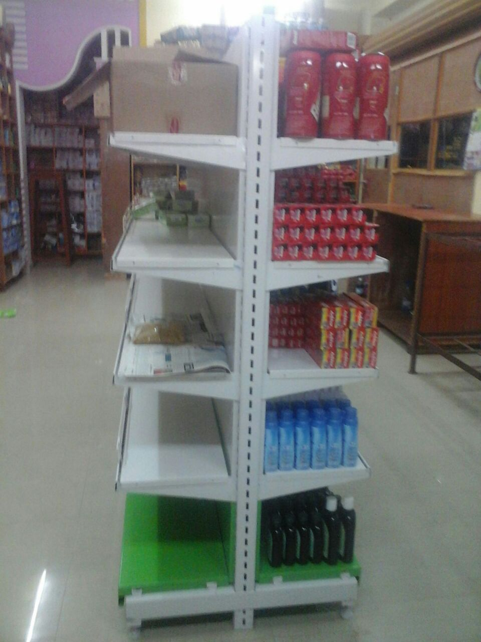 Superbazar Racks