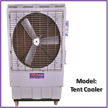 Industrial and commerical Cooler -Tent cooler Model