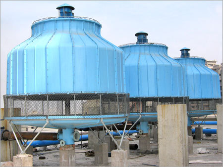 Treatment Chemicals for Low & Medium Cooling Towers