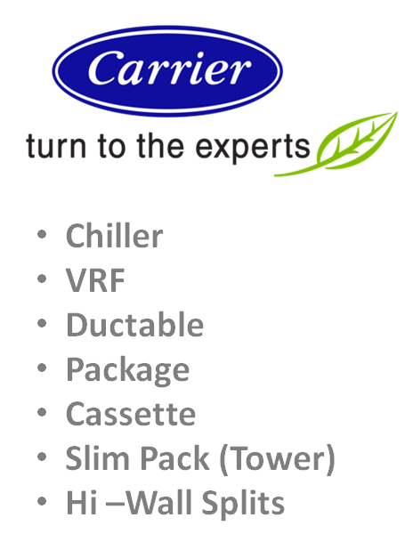 Carrier Authorised Dealer