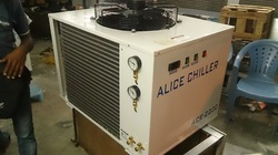 Cooled water chiller