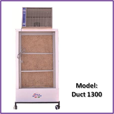 Industrial and commerical Cooler -Duct 1300 Model