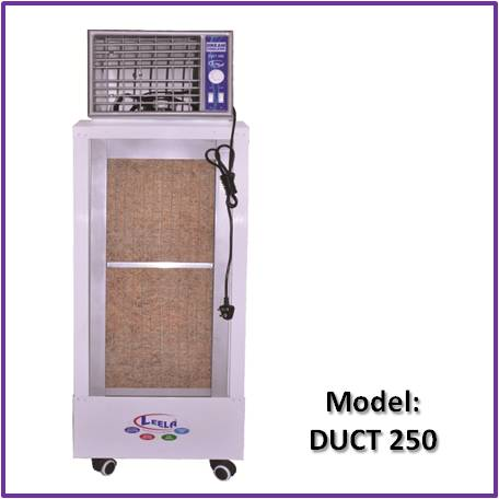 Duct Coolers - Duct 250 Model