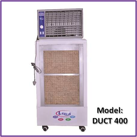 Duct Cooler- Duct 400 Model