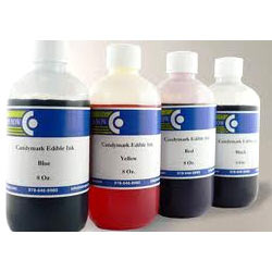 Edible Inks
