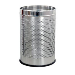 stainless steel dust bins