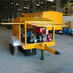 goods lift -power operated
