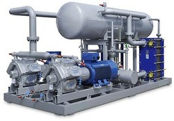 Industrial Water cooled Chillers