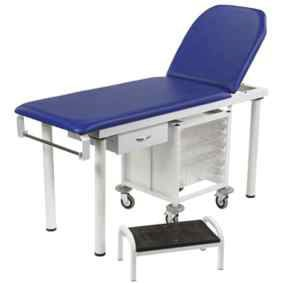 EXAMINATION COUCH WITH BACK REST