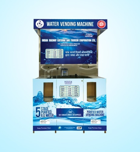 Water Vending Machine